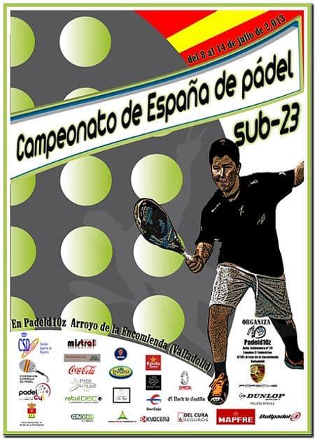Campeonato España sub 23 2014