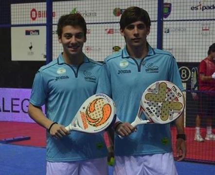 1er Set Cuartos del Cto del Mundo Open por Parejas 2013, Di Nenno-Stupaczuk vs Julianotti-Del Bono