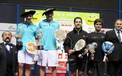 Di Nenno-Stupaczuk, Campeones del Mundo Open por Parejas 2013 Bilbao