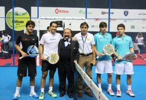 Final Campeonato del Mundo Open por Parejas 2.013 Bilbao