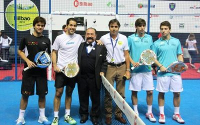 Final Campeonato del Mundo Open por Parejas 2013 Bilbao