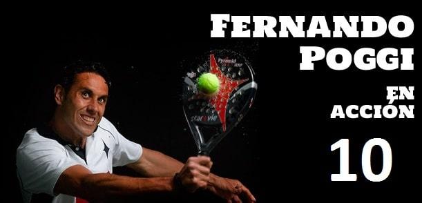 Clases de padel Fernando Poggi 10