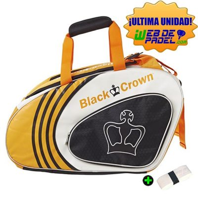 Paletero Black Crown Naranja
