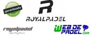 Royal Padel Logo Palas