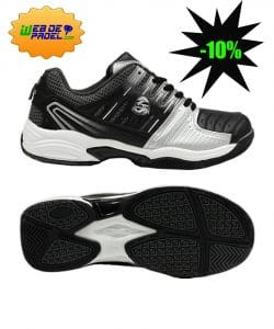 Zapatillas Siux Padel Furtive Black