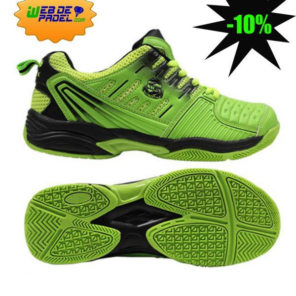 Zapatillas Siux Verde
