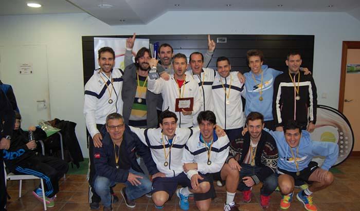 Campeones de Aragon por equipos 2015