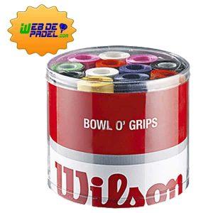 cubo grips wilson de colores
