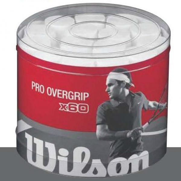 tambor overgrip perforado 60 Wilson