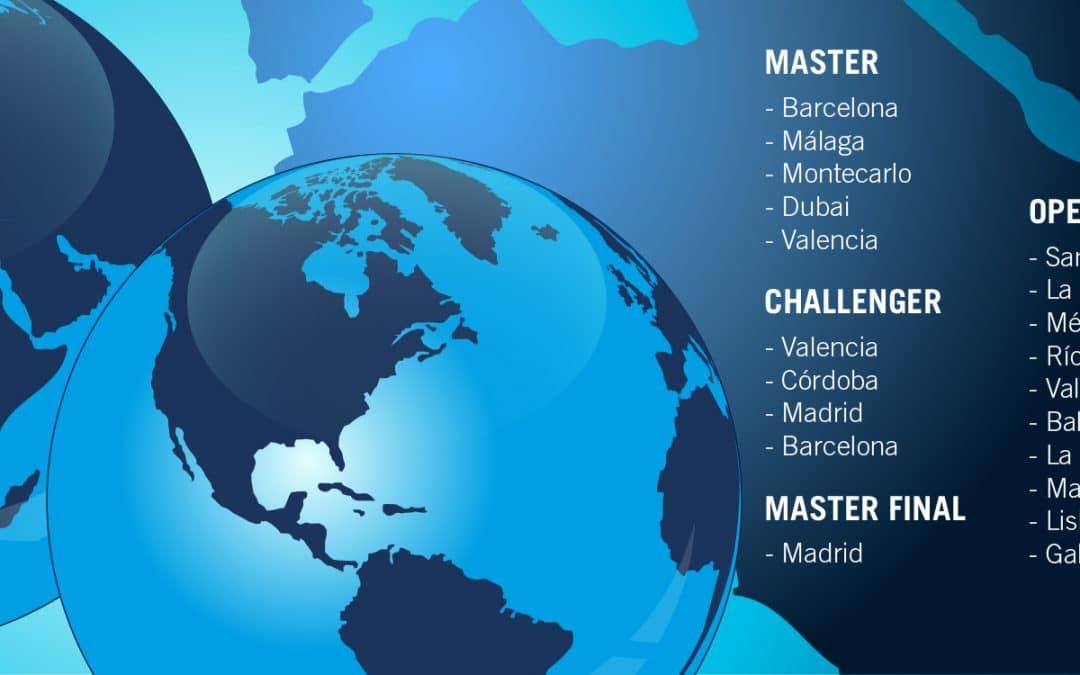 Sevilla nueva sede World Padel Tour