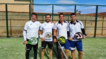 Final II Liga Padel Club Alcorisa