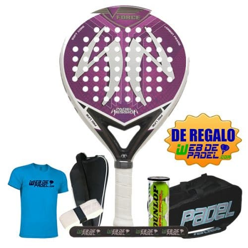 Padel Session V-Force Lady