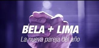 Asics con Bela y Lima