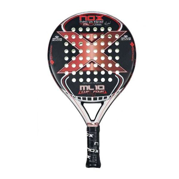 Opinion pala de padel NOX ML10 Cup 4