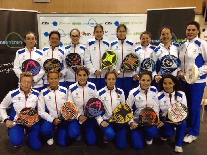 Real Zaragoza Club de Tenis Campeon España 2015