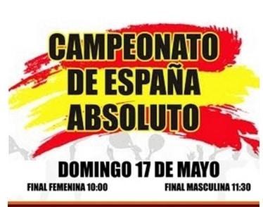Campeonato de España Absoluto en directo