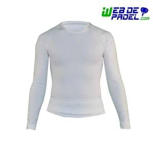 Camiseta termica Blanca Kripton