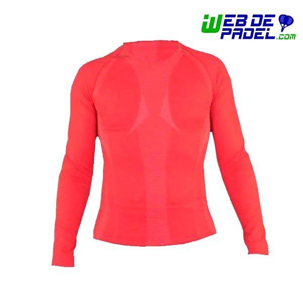 Camiseta termica Roja Junior Kripton