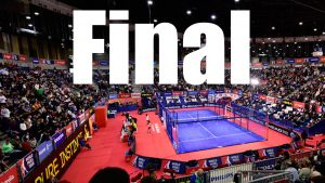 partido Final world padel tour 2015