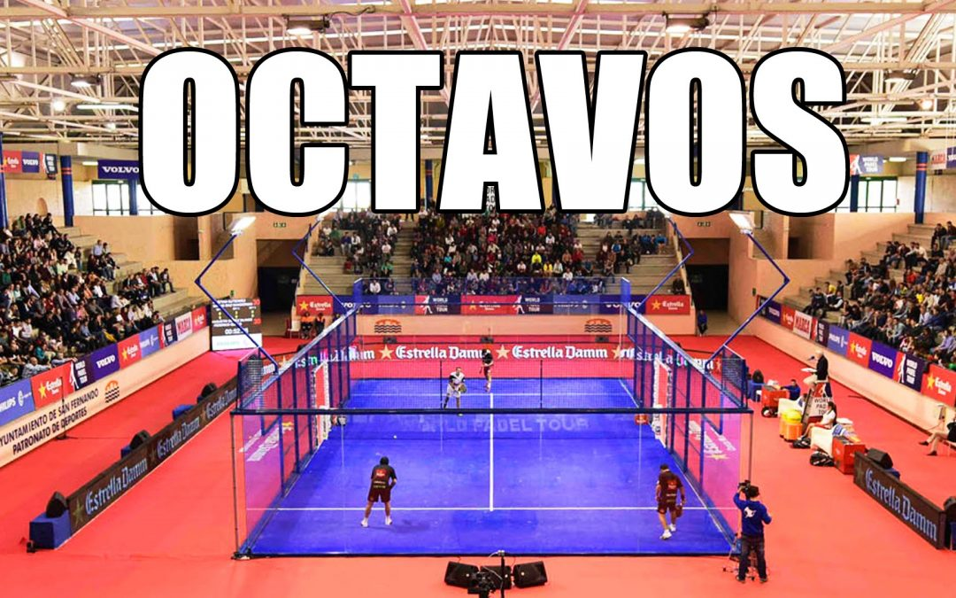 Partido Octavos World Padel Tour Valladolid 2015