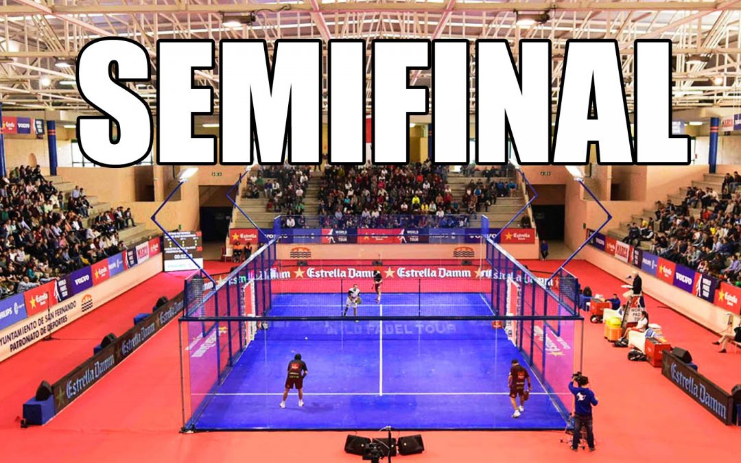 Partido Semifinal World Padel Tour Valladolid 2015