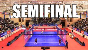 partido SemiFinal world padel tour 2015