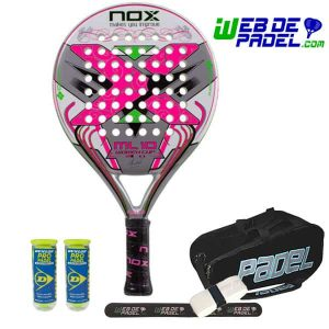 Oferta Nox ML10 Woman 2016 con paletero
