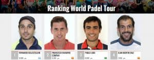 Ranking WPT 2015 cambios