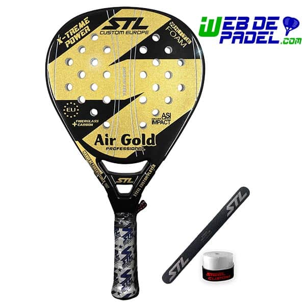 Steel Custom Air Gold 2016