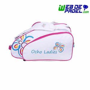 Paletero Ocho Padel Ladies Mujer