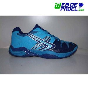 Zapatilla Softee Winner de Padel Azul