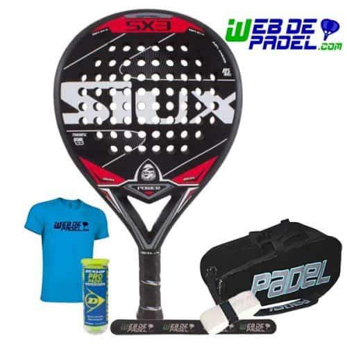Siux SX3 con paletero