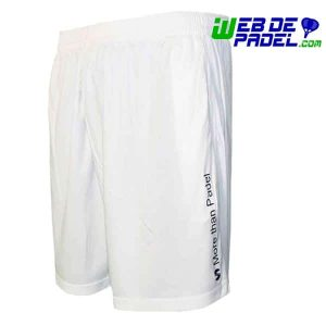 Pantalon Softee Padel Club Blanco