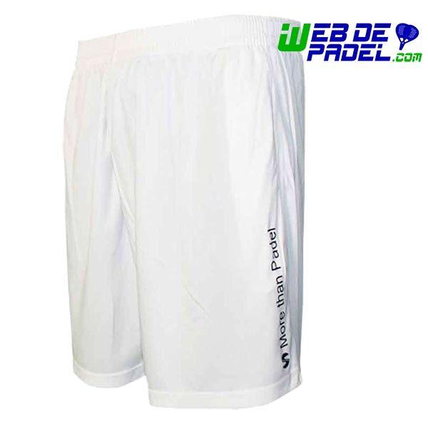 Pantalon Softee Padel Club Blanco