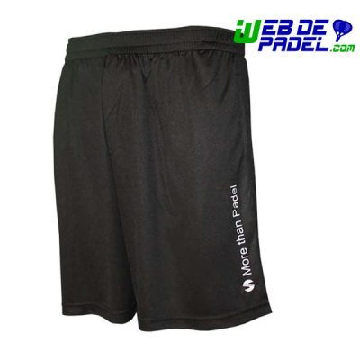 Pantalon Softee Padel Club Negro