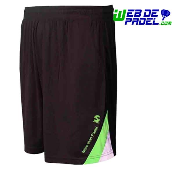 Pantalon Softee Padel K3 Negro