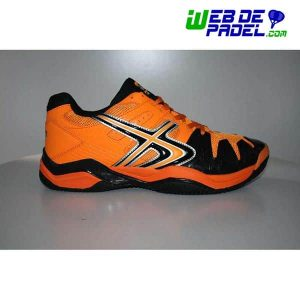 Zapatilla Softee Winner de Padel Naranja