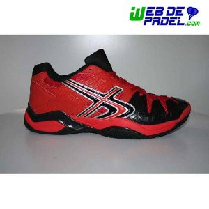 Zapatilla Softee Winner de Padel Roja