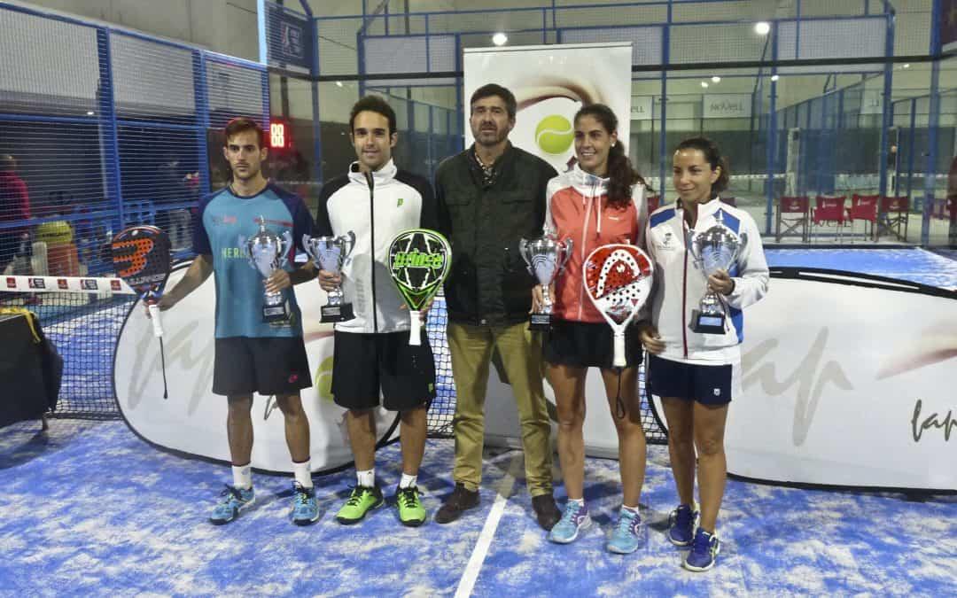 Campeonato de Aragón absoluto femenino 2016