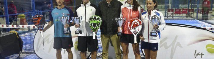 Palas Campeones y campeonas