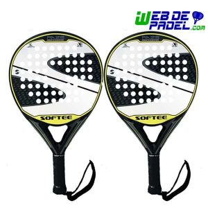 Pack pala de padel Softee Raze New