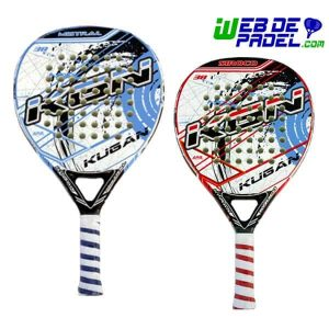 Pack pala de padel kugan mixto