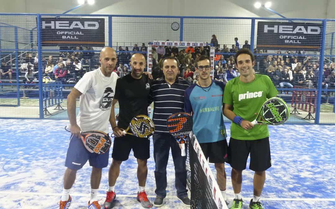 Campeonato de Aragón absoluto masculino 2016