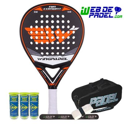 Wingpadel Air Combat 2016
