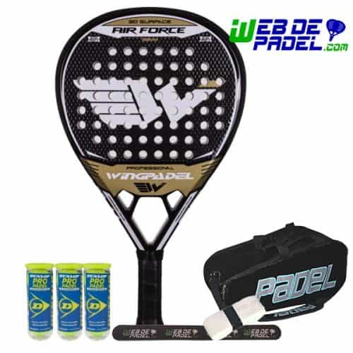 Wingpadel Air Force 2016