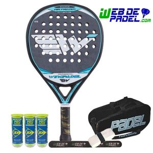 Wingpadel Air frozen 2016