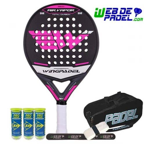 Wingpadel Air vapor fucsia 2016