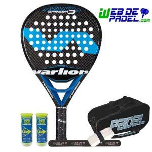 Varlion Avant Carbon 3 con paletero