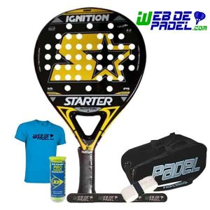 Pala de padel Starter Ignition