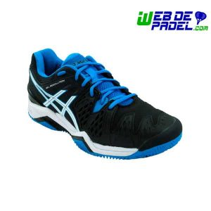 Zapatillas Asics Resolution 6 Azul